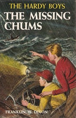 Image result for hardy boys book cover