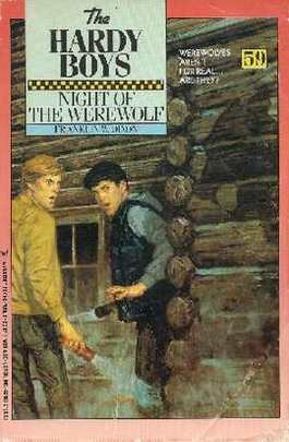 Hardy Boys Digest Cover Art